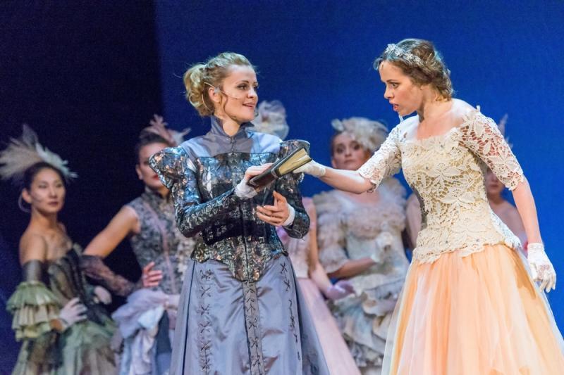 Театриум «На Серпуховке» начал подготовку к новому сезону