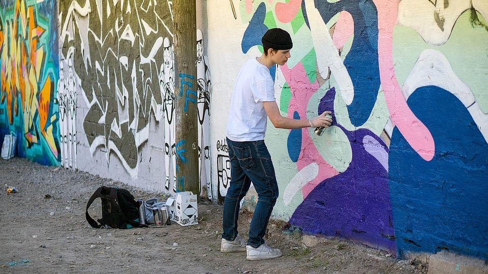 Фестиваль уличных граффити «#City_Life» в Культурном центре «Дружба» посвятят Году экологии