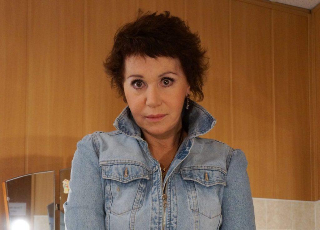 14 декабря 2012 года. Акт риса театра и кино Вера Бабичева. Фото: Photoxpress