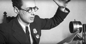 Советский диктор Юрий Левитан. Фото: скриншот из видео