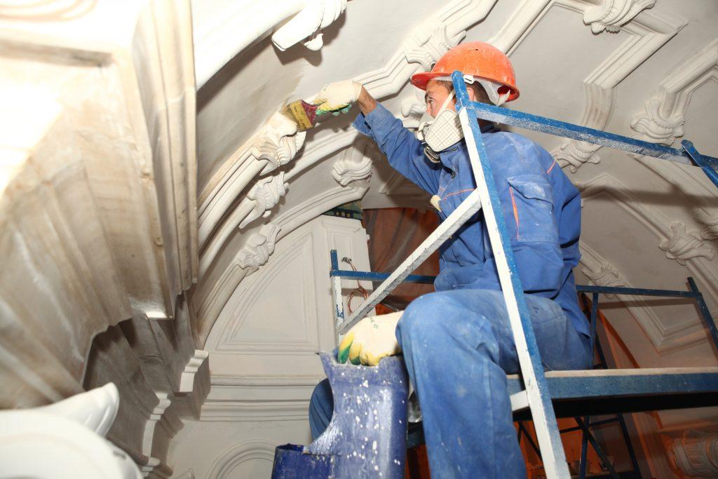 Реставраторы займутся северным фасадом Казанского собора на Красной площади Москвы