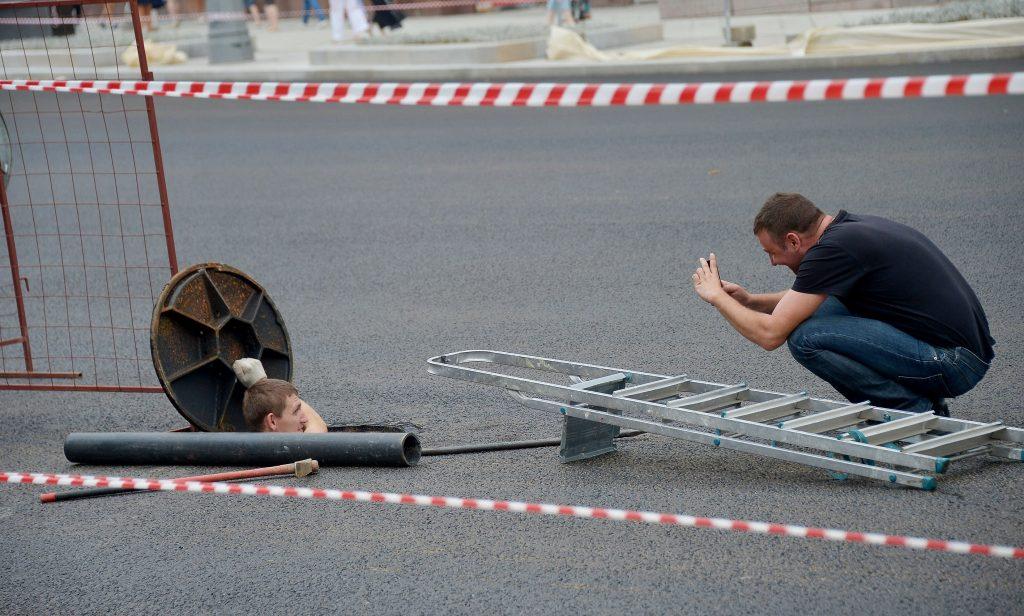 Программу «Моя улица» на Бульварном кольце Москвы завершат в августе