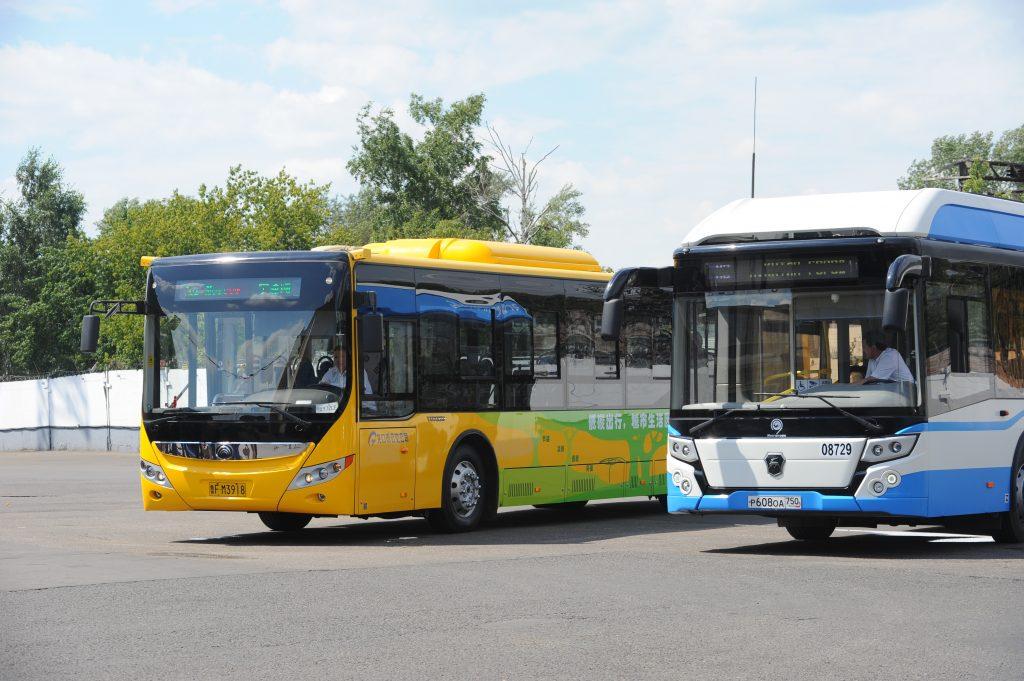 Автостанции «Красногвардейская»: шуму - нет, электробусам - да