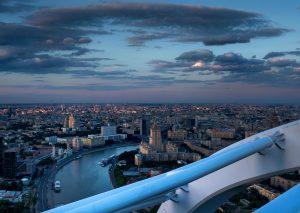 Футурологи дали прогноз будущего Москвы