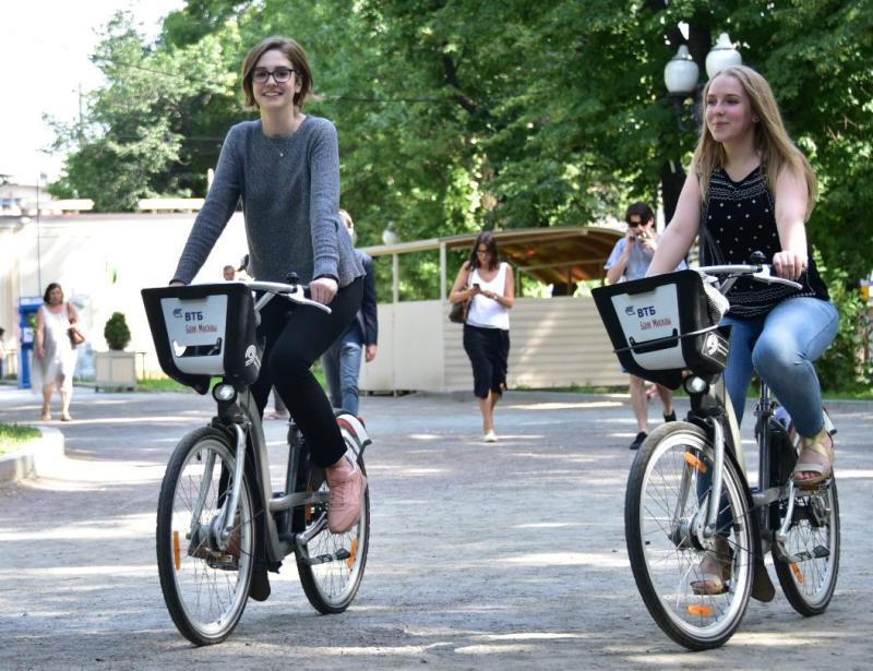 Велопрокат откроют в районе Зябликово