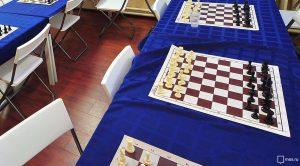Команда из Москвы одержала победу на соревнованиях по шахматам. Фото: официальный портал мэра и Правительства Москвы