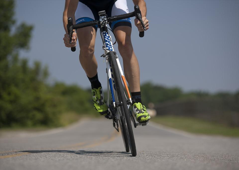 Велосипедисты сразятся на спуске