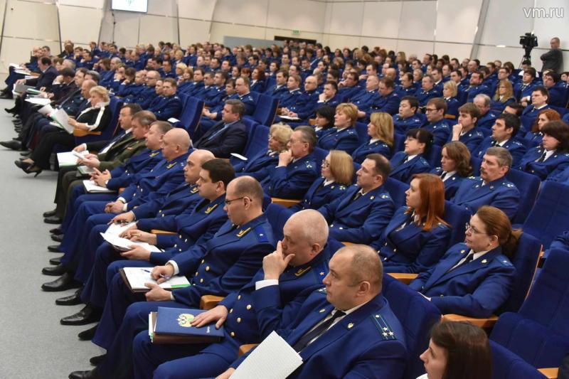 Москва заняла лидирующие позиции в рейтинге городов по снижению преступлений