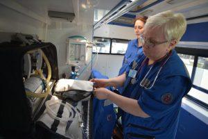 Подстанция скорой медицинской помощи откроется в Даниловском районе. Фото: Александр Казаков, «Вечерняя Москва»