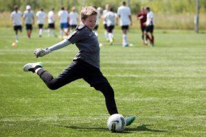 Новая футбольная школа откроется в Чертанове Южном. Фото: архив, «Вечерняя Москва»