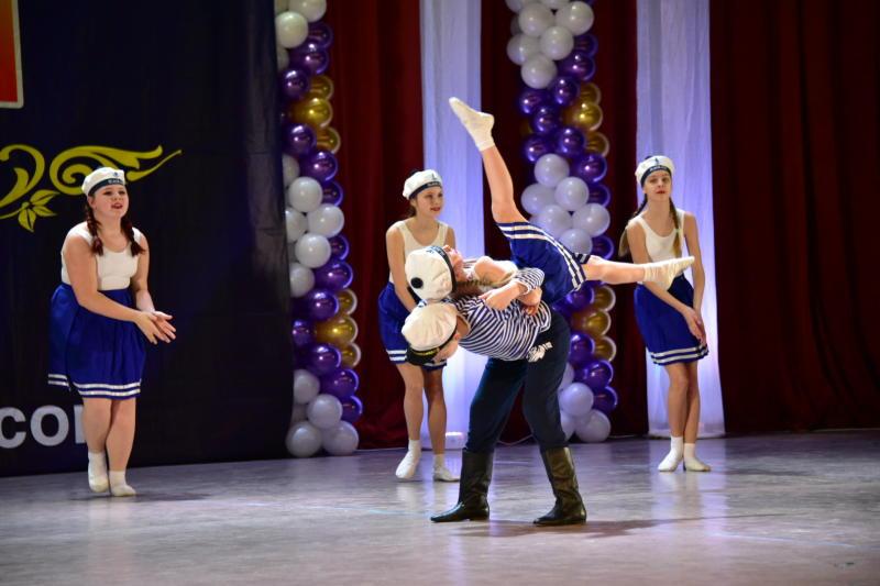 Ведущий танцевальный коллектив «Лабиринт» выступит в Доме культуры «Маяк»