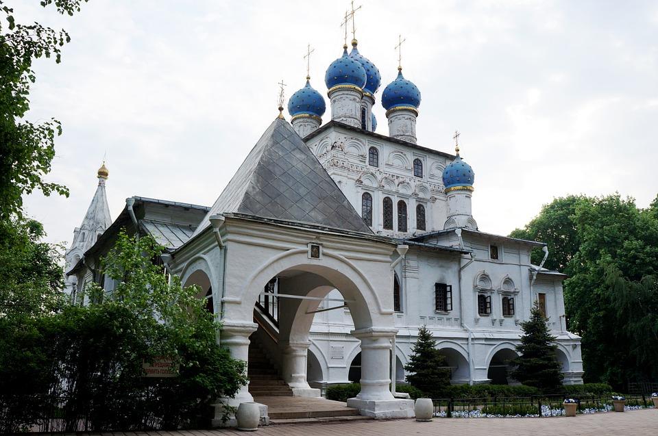 Церковь Вознесения Господня в «Коломенском» восстановят
