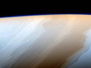 Ученые назвали причины необычного эффекта. Фото: NASA