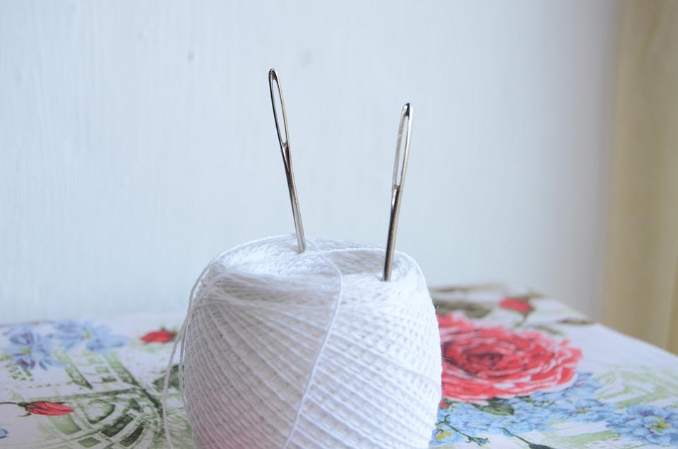 Выставка «Белыми нитками» представит современный взгляд на искусство вышивки в галерее «Пересветов переулок»
