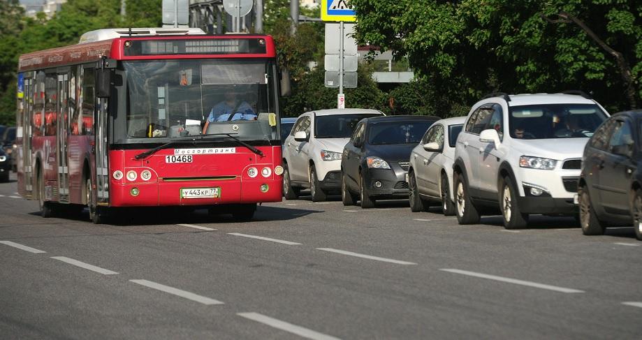 Участок улицы 2-я Синичкина на юго-востоке Москвы стал односторонним