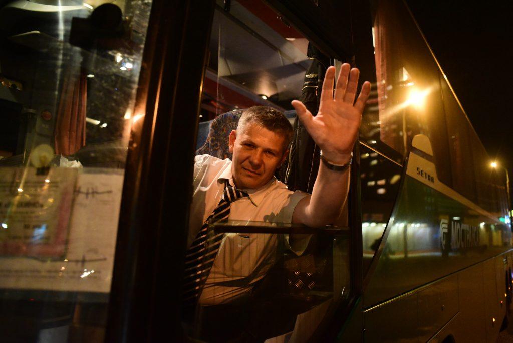 Два автобусных маршрута на юге Москвы изменятся с 9 сентября