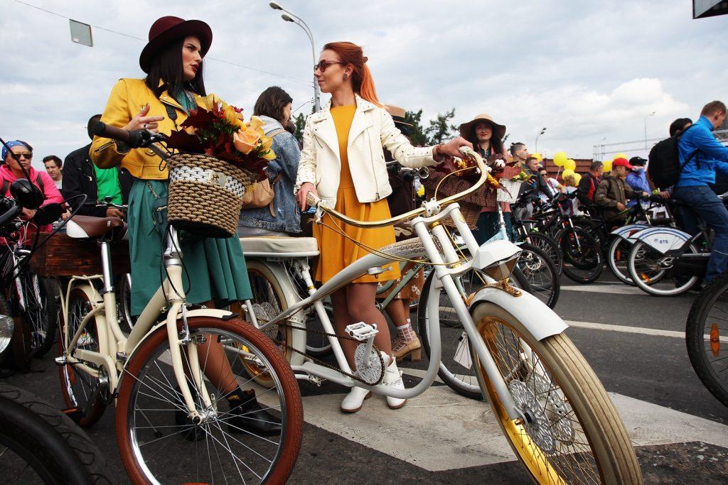 Около 100 столичных компаний поддержали акцию «На работу на велосипеде»
