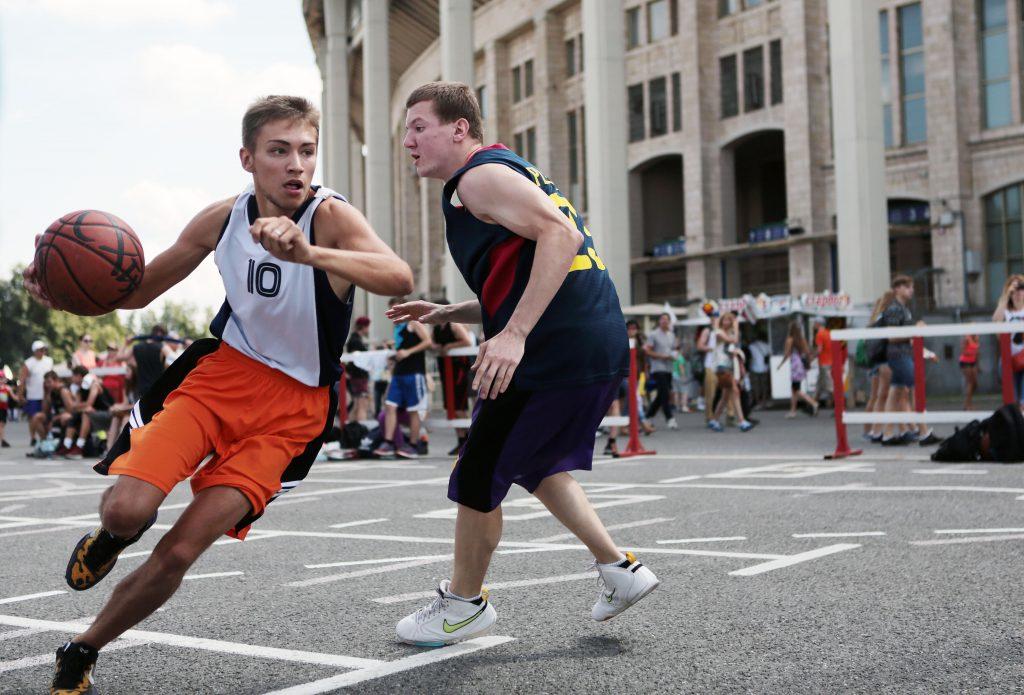 Комплекс «Братеево» примет соревнования по стритболу