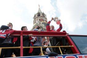 ЦОДД: Москва готова к проведению ЧМ — 2018