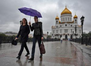 """В воскресенье установится облачная погода. Фото: архив, """"Вечерняя Москва"""""""