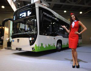 Новый электробус «КамАЗ» выйдет на маршруты Москвы