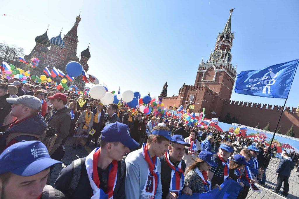 Опрос: четверть граждан России назвали Москву воплощением всего лучшего