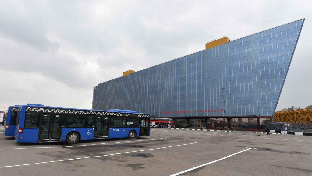 Рейс «Москва — Грозный» запустили с автовокзала «Южные ворота»