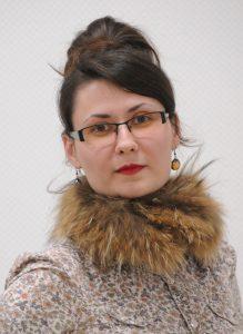 """Георгина Прораб, филолог, обозреватель """"ЮГ"""""""