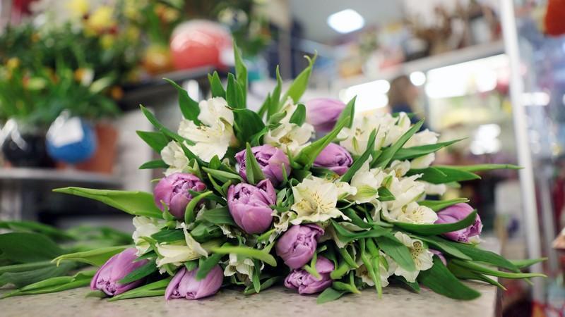 Павильоны «Цветы» начали устанавливать в Москве