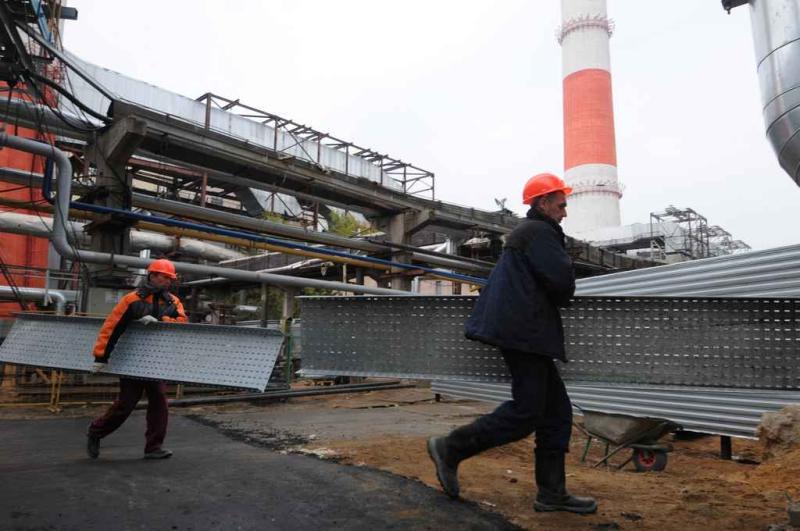 Новые тоннели для тепловой магистрали к территории ЗИЛа проложили под Третьим транспортным кольцом