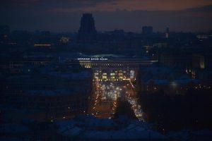 В ночные часы отмечалось кратковременное ухудшение условий рассеивания выбросов в атмосферу. Фото: Александр Казаков