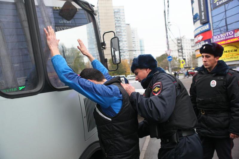 Полицейские УВД по ЮАО задержали подозреваемого в краже элитной бижутерии