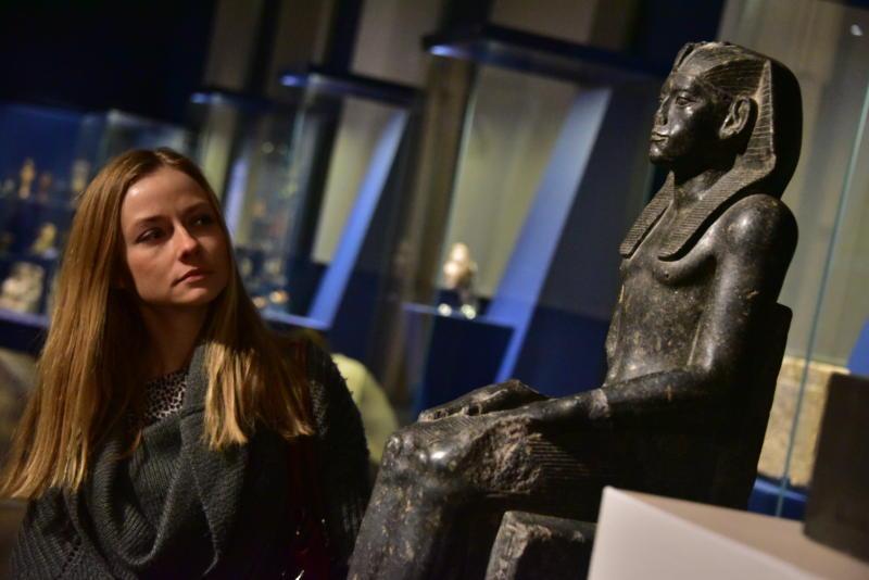 Лекцию о зарождении скульптуры прочитают в музее-заповеднике «Царицыно»