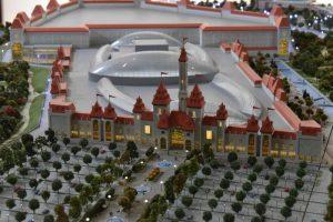 На территории развлекательного центра «Остров мечты» построят паркинг на 3 894 места. Фото: архив, «Вечерняя Москва»