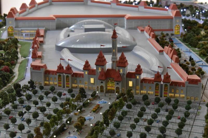 Крупнейший в России паркинг построят на территории парка «Остров мечты»