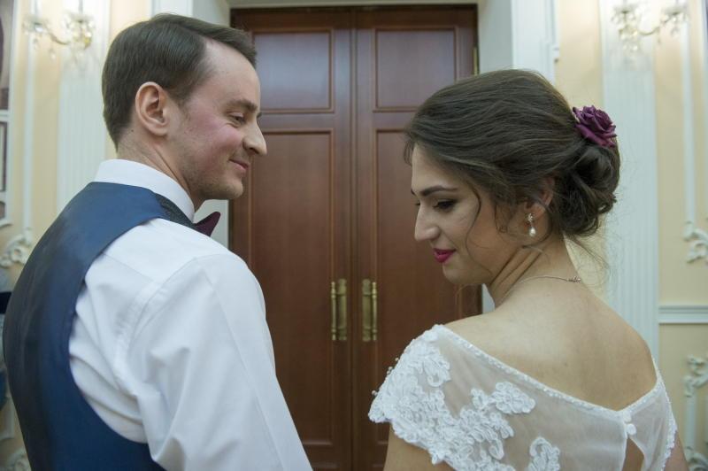 Шипиловский ЗАГС зарегистрирует первые пары 10 января в 2018 году