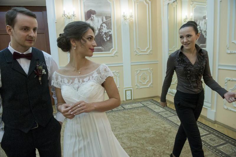 Шипиловский ЗАГС зарегистрирует 39 пар в День Веры, Надежды, Любови и Софии