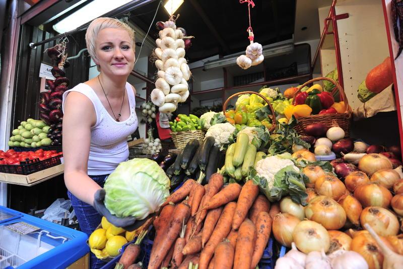 Научат выбирать картофель и угостят ухой на Москворецком рынке