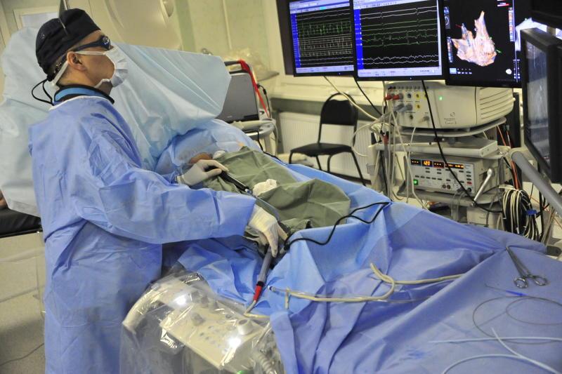 Центр хирургии грыж открыли в больнице имени Юдина
