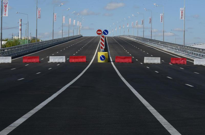 Южная рокада станет частью нового транспортного кольца Москвы