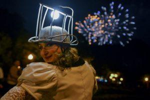 В Царицыне отпраздновали День города культурной программой. Фото: архив, «Вечерняя Москва»