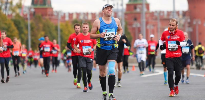 Мэр Москвы Сергей Собянин пригласил жителей столицы на Московский марафон