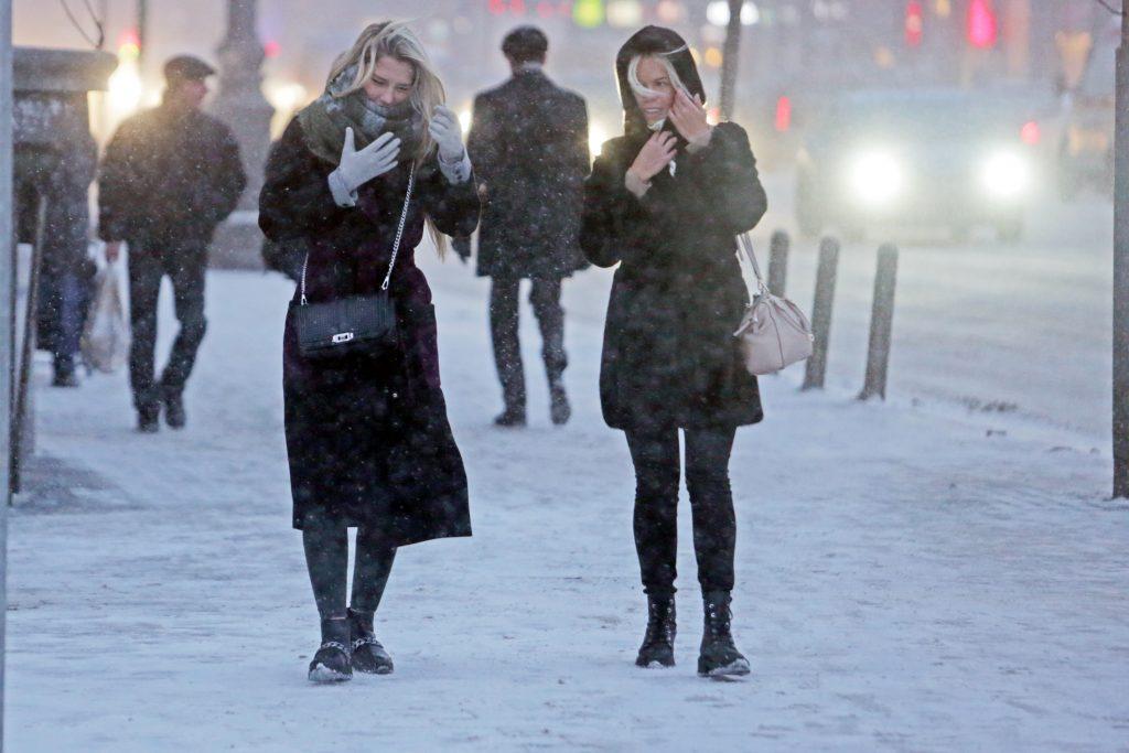 Сильный снегопад придет в Москву в конце октября