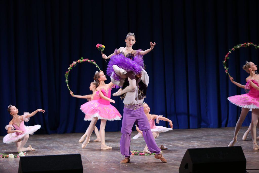 Воспитанники балетной школы «Армида» выступят на международном фестивале в Берлине