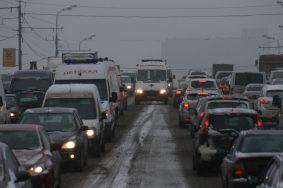 ЦОДД порекомендовал водителям Москвы быть внимательнее на дорогах