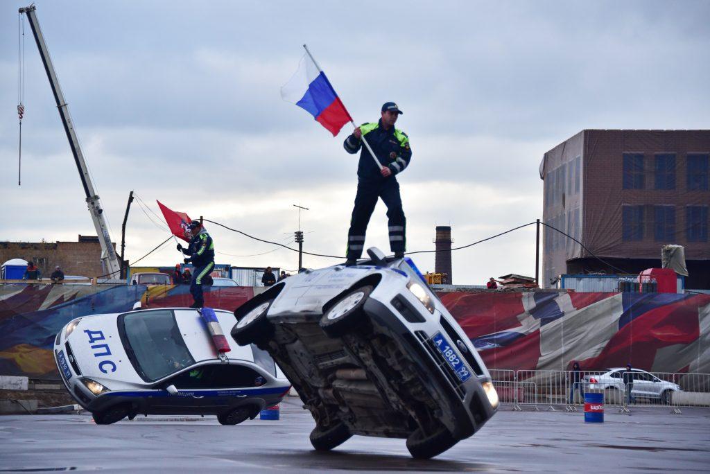 Столицу Российской Федерации назвали самым неопасным для пешеходов городом РФ