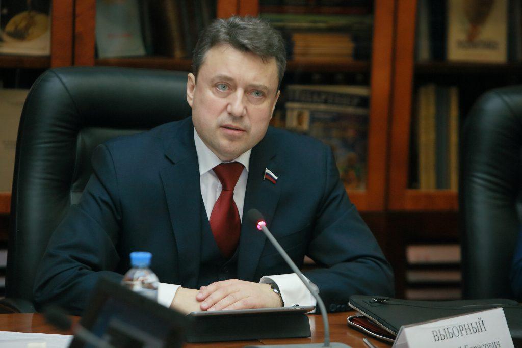 Анатолий Выборный: Легальный рынок труда принесет дивиденды государственной безопасности России