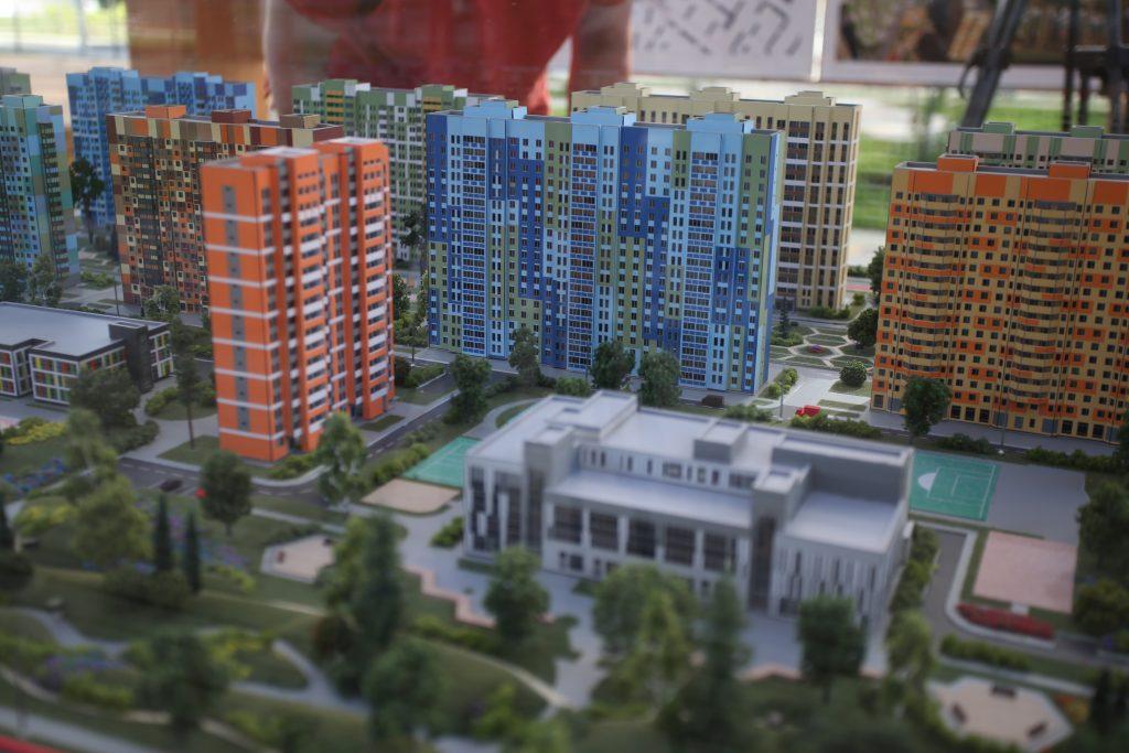 Проекты планировок кварталов создадут в рамках программы реновации