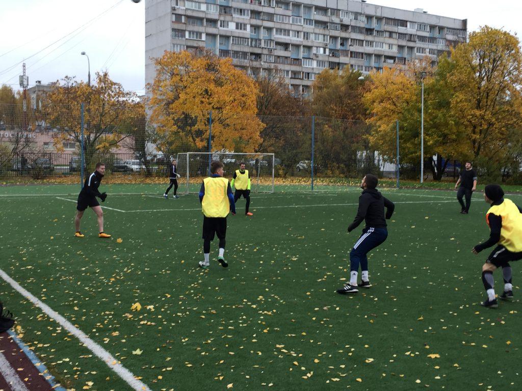 Благотворительный футбольный турнир в Чертанове Южном принял 60 спортсменов
