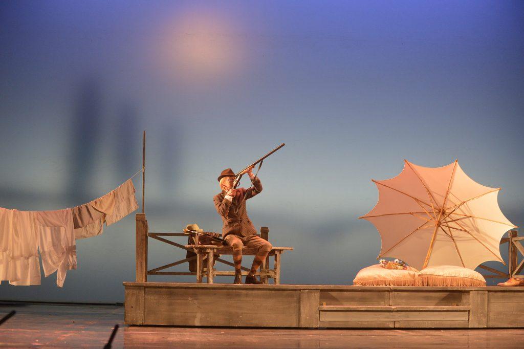Новую сцену «Театриума на Серпуховке» откроют спектаклем петербургского театра